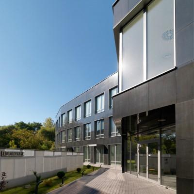 Budynek biurowy Platinum