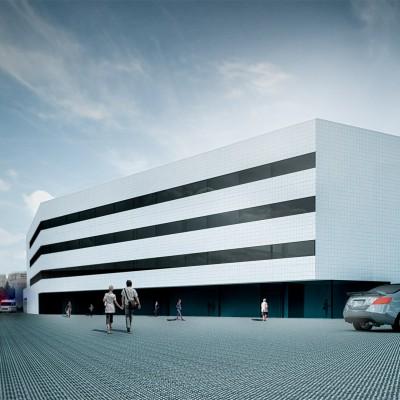 Konkurs na budowę obiektu medycznego Medyk